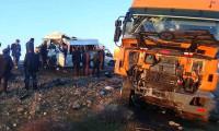 Diyarbakır'da feci kaza: 7 ölü