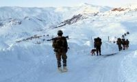 Munzur'da PKK'ya karşı hava destekli operasyon
