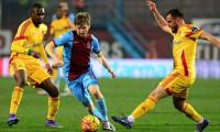 Trabzon nefes aldı: 2-1