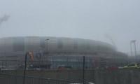 Beşiktaş maçı bir kez daha erteleniyordu