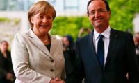 Fransa ile Almanya uçuşa yasak bölgeyi görüşecek