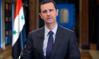 Beşar Esad'dan seçim açıklaması