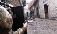 Sur'da teröristler böyle teslim oldu