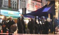 Londra'da rehine krizi