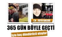 2015 yılı Türkiye'de böyle geçti