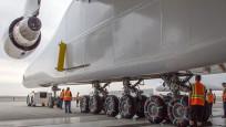 Dünyanın en büyük uçağının ilk uçuş tarihi belli oldu