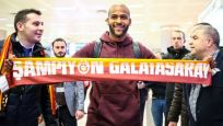 Galatasaray'ın yeni transferi Marcao, İstanbul'da