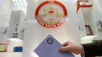 YSK'nın aday listeleri kararı Resmi Gazete'de