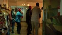 Nairobi'de silahlı saldırı düzenlenen otelin içinden görüntüler