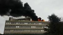 Lyon'da üniversite kampüsünde patlama