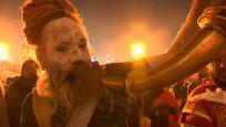 Dünyanın en büyük dini festivali Kumbh Mela devam ediyor