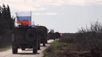 Rus ordusu, Münbiç çevresinde bağımsız ve 'ortak' devriye yapıyor