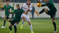 Akhisarspor - Beşiktaş maçında kural hatası