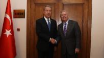 Bakan Akar, ABD'li Senatör Graham ile görüştü