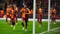 Galatasaray Ankaragücü'nü 6-0 yendi