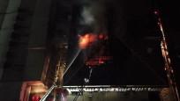 Avcılar'da dondurma fabrikasında yangın