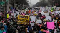 ABD'de protesto