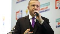 Cumhurbaşkanı Erdoğan Ordu adaylarını tanıttı