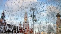 Moskova donuyor -27 derece