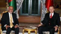 Erdoğan'dan Afganistan Cumhurbaşkanı'na taziye mesajı