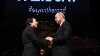Fazıl Say'dan Cumhurbaşkanı Erdoğan ile görüşmesine ilişkin açıklama