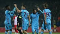 Trabzonspor kupada çeyrek finale yükseldi