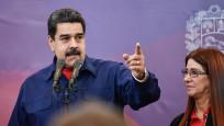 Maduro'dan ABD'li diplomatlara 72 saat süre