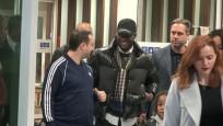 Fenerbahçe'nin yeni transferi Moses İstanbul'da