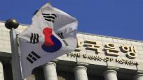 Güney Kore faiz oranlarını değiştirmedi