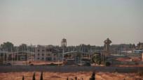 Barış Pınarı Harekatı kapsamında vurulan Tel Abyad'da bu sabah
