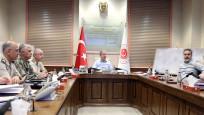 MSB'DE harekat toplantısının fotoğrafları paylaşıldı