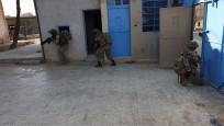 YPG'lilerin boşalttığı IŞİD hapishanesi görüntülendi