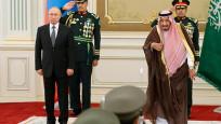 Rusya ve Suudi Arabistan arasında 20 anlaşma imzalandı