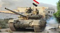 Esad güçleri Menbiç'e girdi iddiası