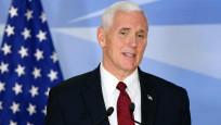 Beyaz Saray, Mike Pence'in yarın Türkiye'ye geleceğini açıkladı