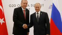 Erdoğan Putin'in daveti üzerine Moskova'ya gidiyor