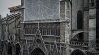 Notre Dame Katedrali'nde son durum