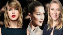 Altın oran'a göre en güzel 10 kadın belirlendi
