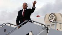 ABD Başkan Yardımcısı Pence Ankara'da