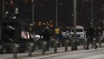 15 Temmuz Şehitler Köprüsü'nü silahla kapan kişi tutuklandı