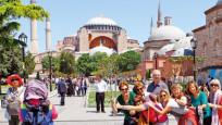İstanbul turizmine sıcak hava dopingi