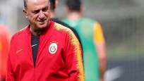 Galatasaray'da Real Madrid maçı hazırlıkları başladı