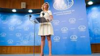Mariya Zaharova: ABD'nin Suriye'deki stratejisini anlamıyoruz