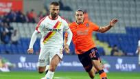 Medipol Başakşehir Göztepe'yi altın golle vurdu: 2-1