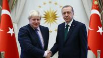 Erdoğan ve Johnson telefonda Türkiye-ABD anlaşmasını konuştu