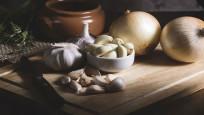 Mutfaktaki 10 doğal antibiyotik