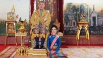 Tayland Kralı Maha, resmi metresinin unvanlarını geri aldı