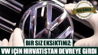 VW için Hırvatistan devreye girdi