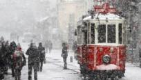 Kasım ayında İstanbul'da kar beklentisi