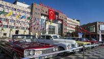 Ankara'da klasik otomobil sergisi